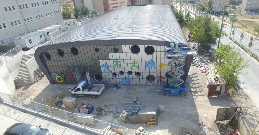 Çayırova'da ki Salonu İncelediler