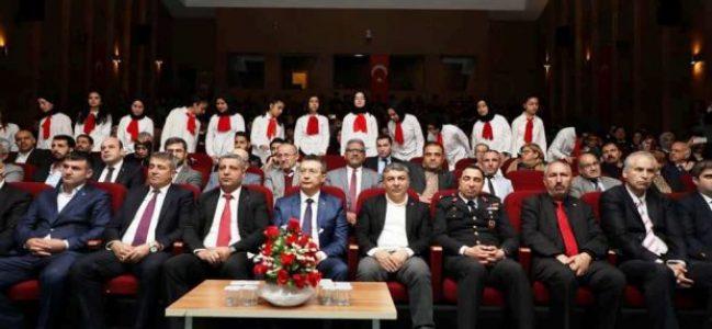 Mehmet Akif Dilovası'nda anıldı
