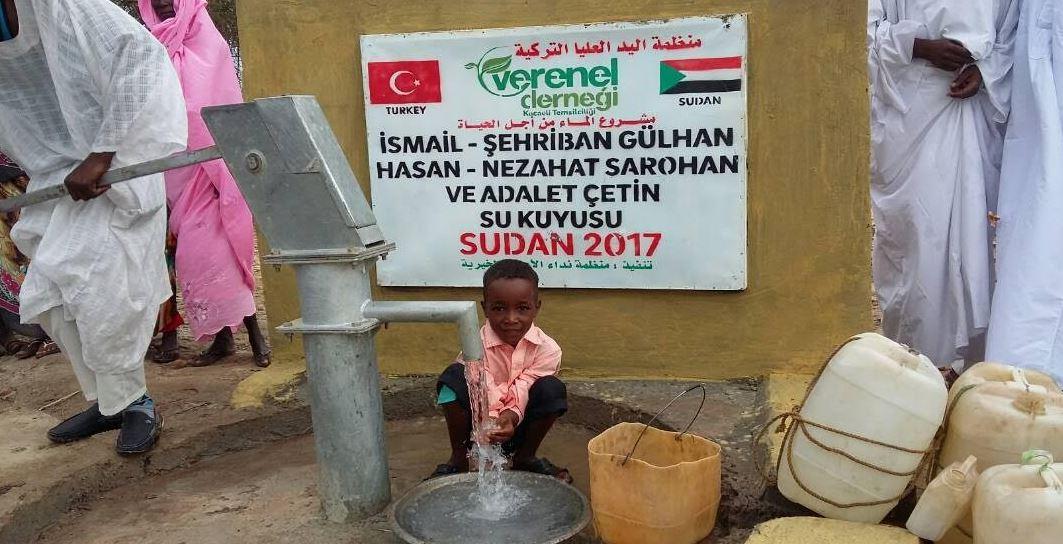 Kocaeli'den Sudan'a Can!