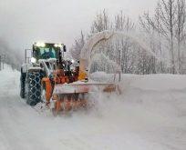 Kar Timleri hazır!