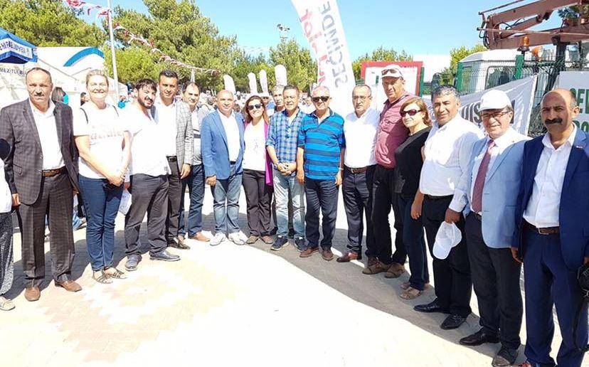 CHP Kocaeli Tam Kadro Çanakkale'de!