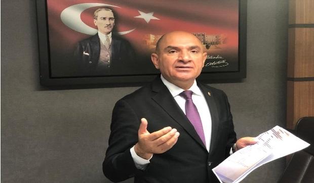 Tarhan'dan Mehmet Akif Yılmaz'a Tepki