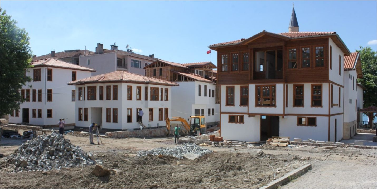 Tarihi Yalı Evlerinde Restorasyon