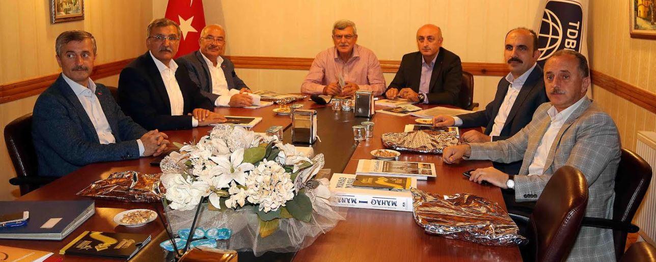 TDBB, Yürütme Kurulu toplantısını yaptı