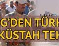YPG'den Türkiye için küstah tehdit