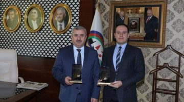Anadolu Yerel Yönetimler Dergisi'nden Baran'a iki ödül birden