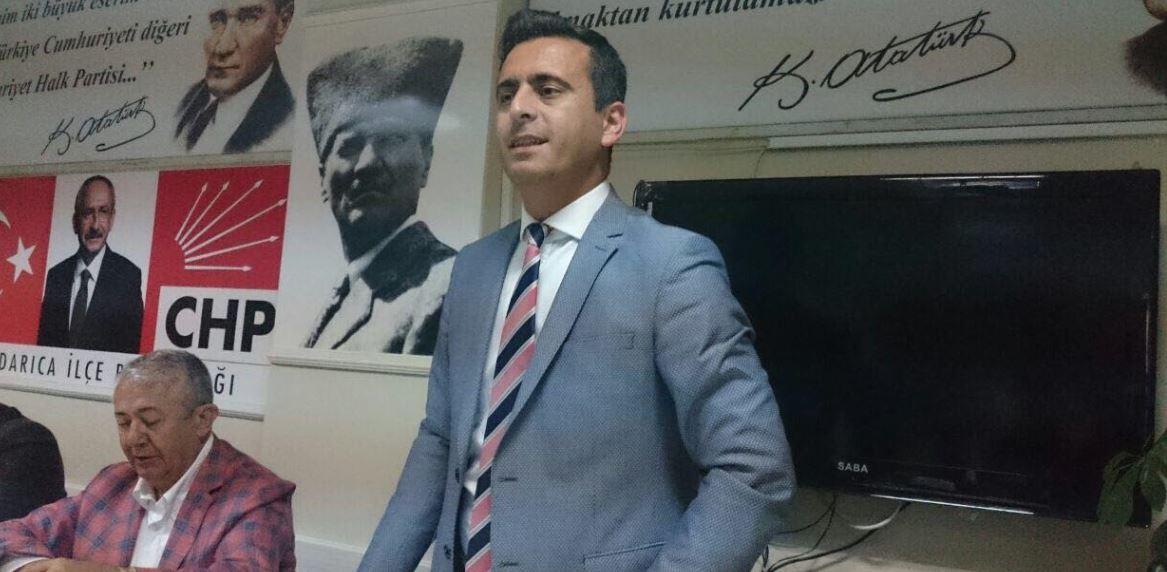 CHP Darıca'dan Kuruluş Etkinliklerine Davet
