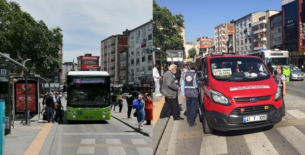 Normalleşme İle Birlikte Toplu Taşıma Kullanımı Arttı
