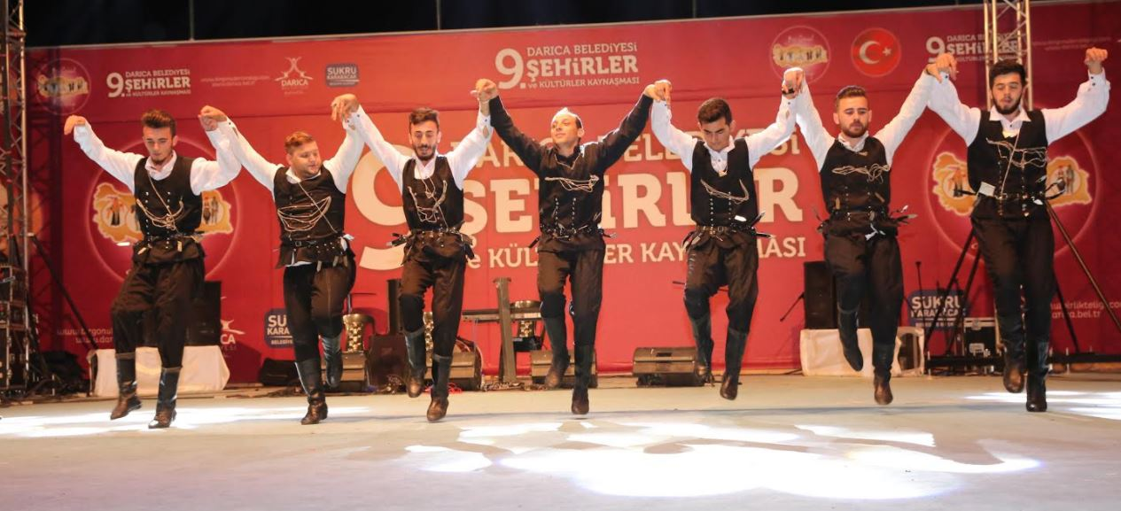 Trabzonlular Coştu, Coşturdu!
