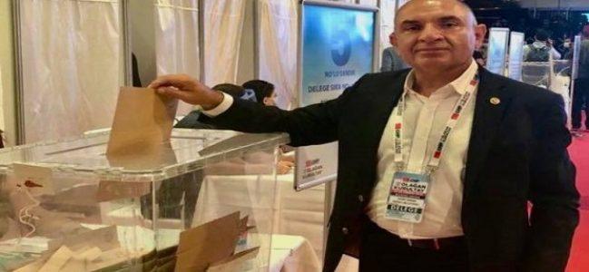 Tarhan, CHP Parti Meclisinde