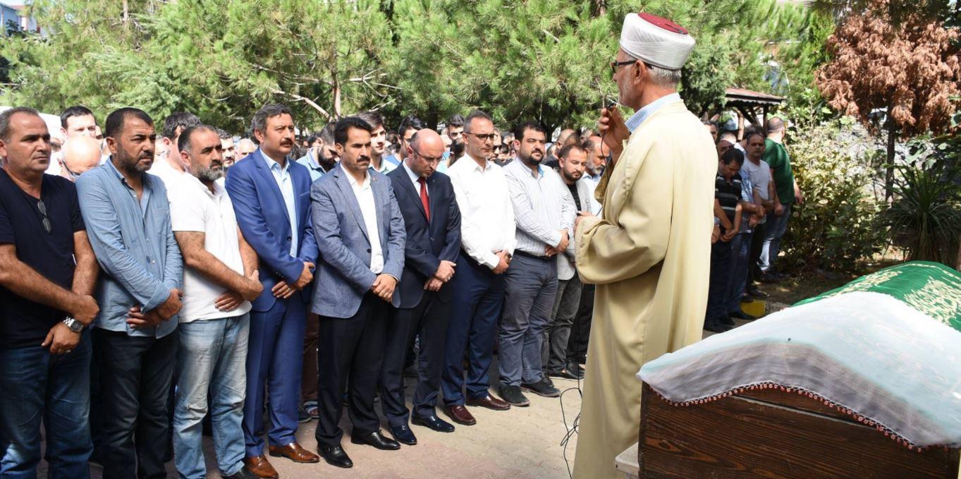 Milletvekili Cemil Yaman'ın Acı Günü