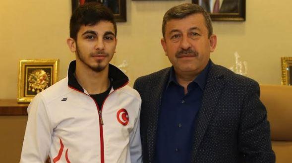 Darıcalı Şamdan Dünya Şampiyonasında