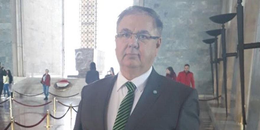 İYİ Parti İl Başkanı Ulusoy Anıtkabir'i ziyaret etti