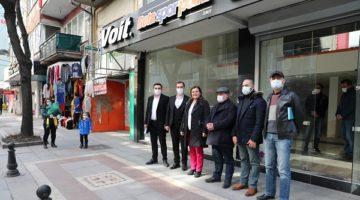 Halk Markete Ankara'dan destek