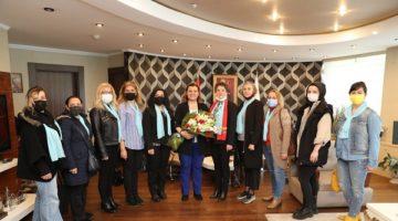 Kadınlar Gününde Hürriyet'e Ziyaret