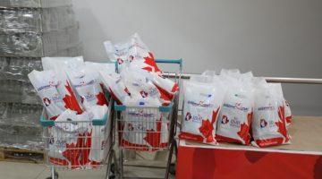 Yüzlerce vatandaşa yardım eli uzatılıyor