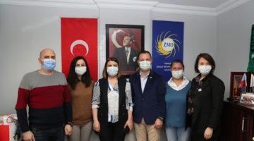 Ziraat Mühendislerine 'İzmit Çarşısı' Ziyareti