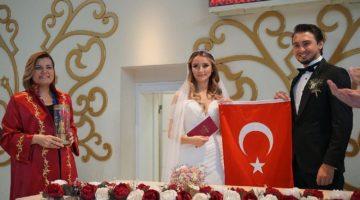 '2 bin 132 çiftiücretsiz evlendirdi'