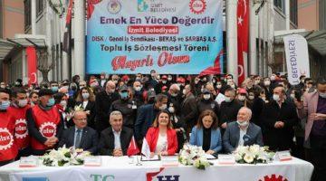 Adil Yönetim, Eşit Ücret, Güçlü Belediye