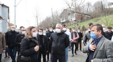 Hürriyet, Çubuklubala'da vatandaşın sorunlarını dinledi