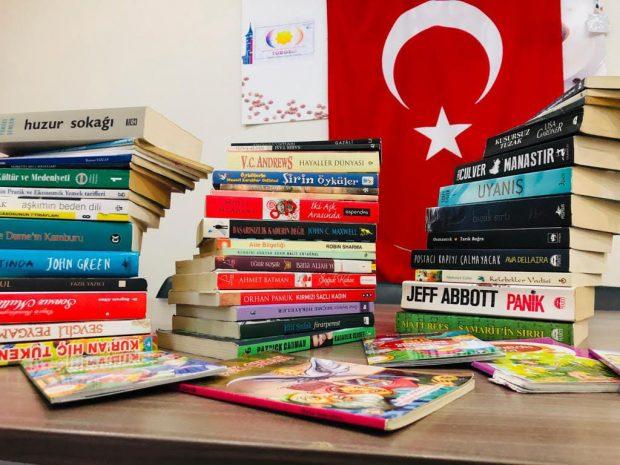 TÜRGED' in yeni hedefi köy okullarına kütüphane açmak
