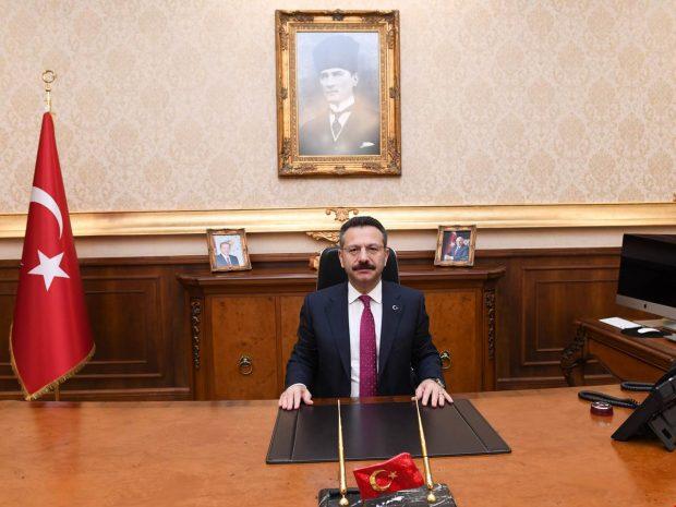 """Aksoy """"bayramlarımız, gelecek nesillere bırakacağımız en güzel toplumsal mirasımızdır"""""""