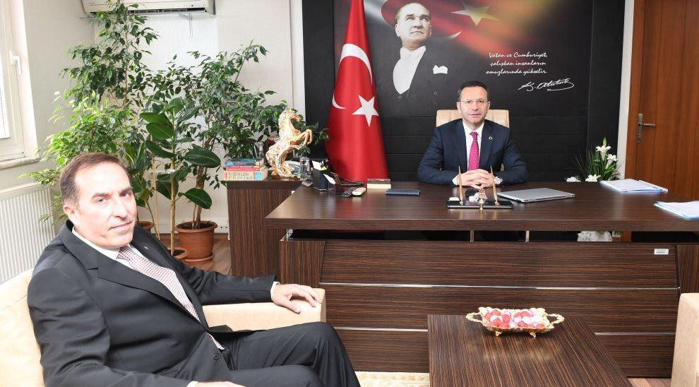 Kocaeli Valisi Aksoy'dan Çayırova Ziyareti