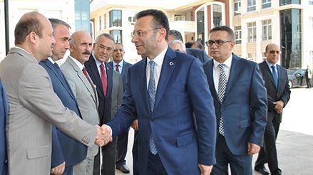 Vali Aksoy Kocaeli'de!