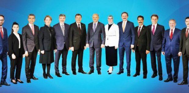 AK Parti adaylarının oy kullanacağı yerler belli oldu