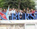 """""""Hedef Gelecek"""" Öğrencileri Bursa'da"""