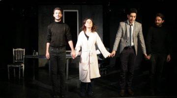 KOÜ Sahne Sanatları Öğrencilerinden 'Yağmur Sıkıntısı'