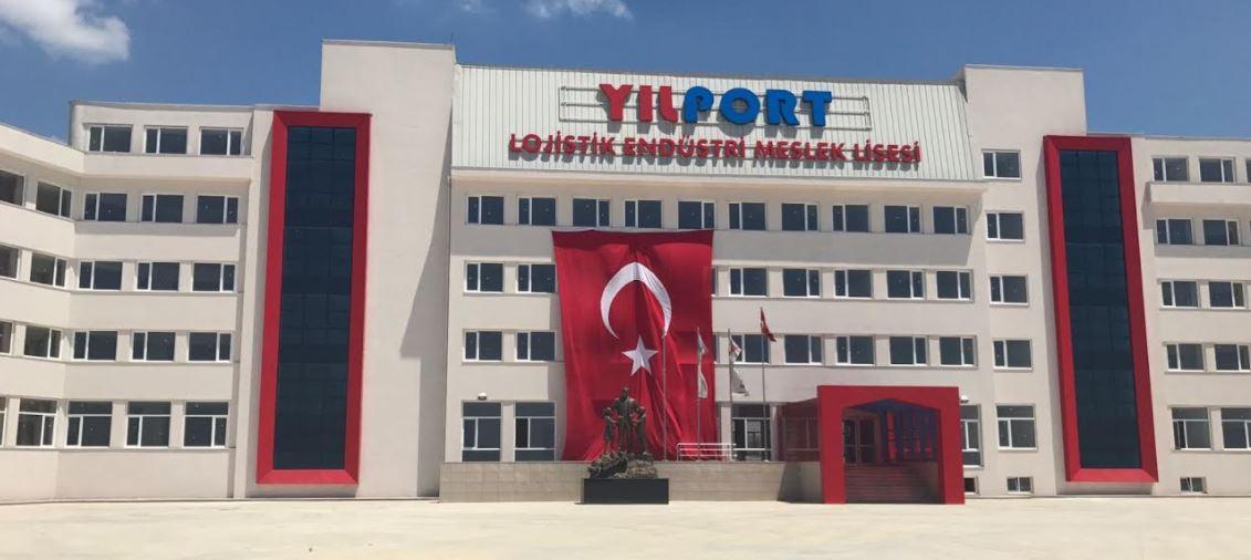 Dilovası'na 5 Yıldızlı Lise Açıldı