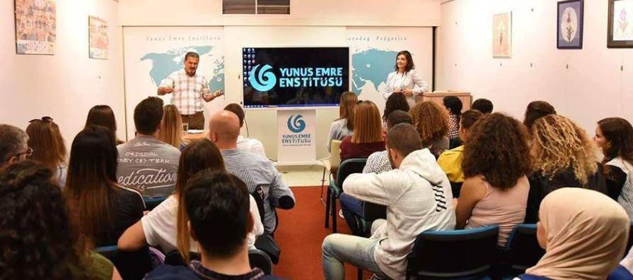 Kocaeli Üniversitesi Karadağ'da Tanıtıldı