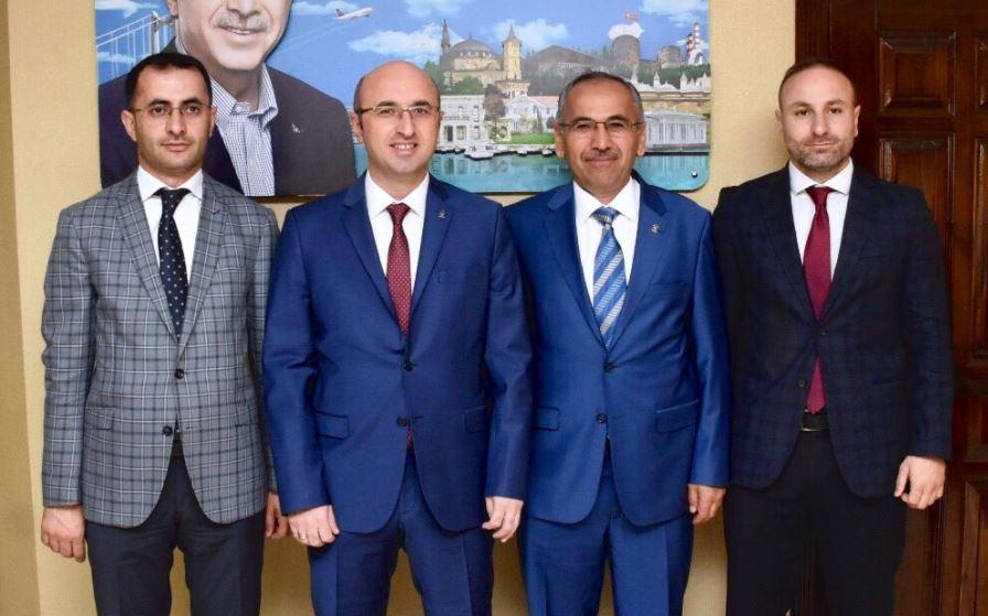 Ak Parti'nin Aday Adayları Ankara'ya Gitti