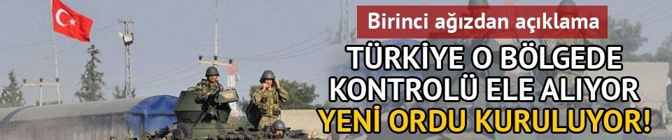 Kaynak: Türkiye, Suriye'de yeni güç kuruyor