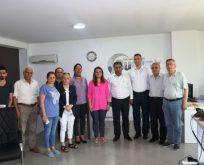 CHP Milletvekili Fatma Kaplan Hürriyet gazetemizi ziyaret etti