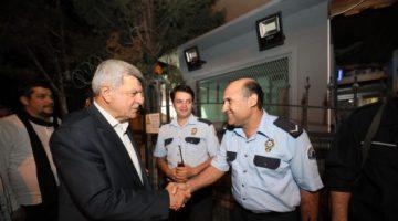 Karaosmanoğlu,Kuruçeşme Polis Merkezinde